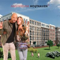 Green Screen Amsterdamse Houthaven case