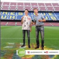 barcelona camp nou Green Screen Events